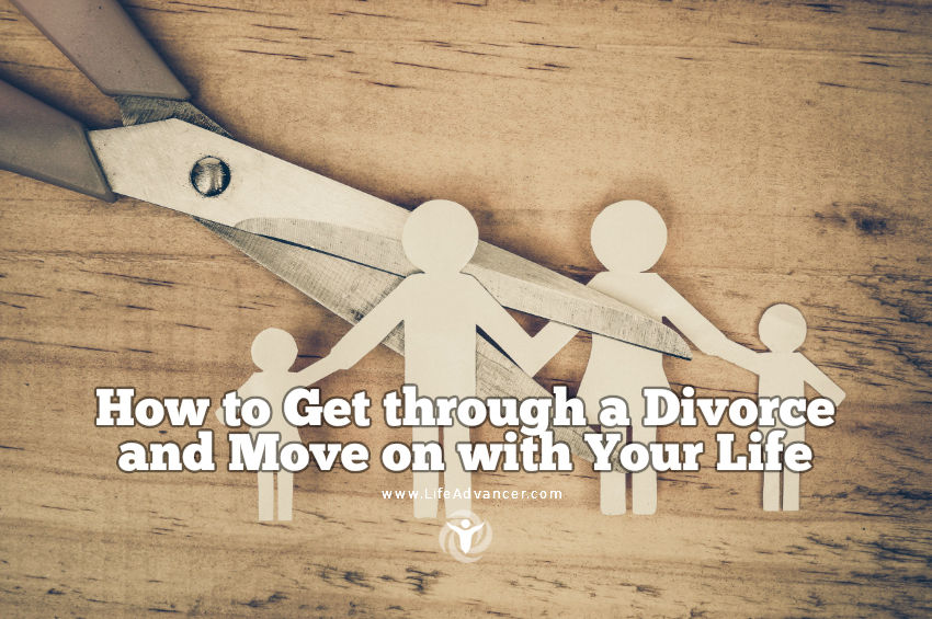 How to Get through a Divorce