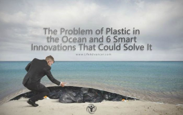 Problem of Plastic in the Ocean