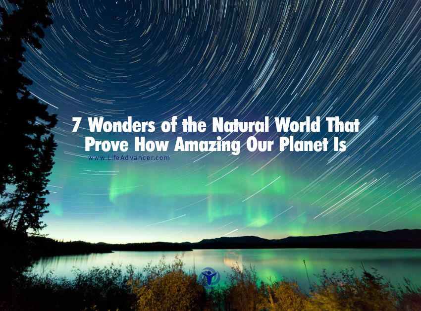 7 Wonders of the Natural World