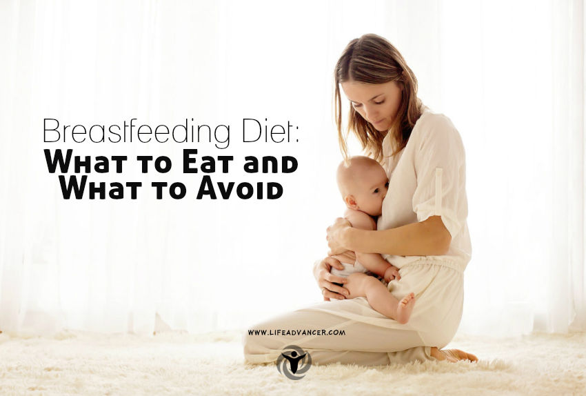 Breastfeeding Diet