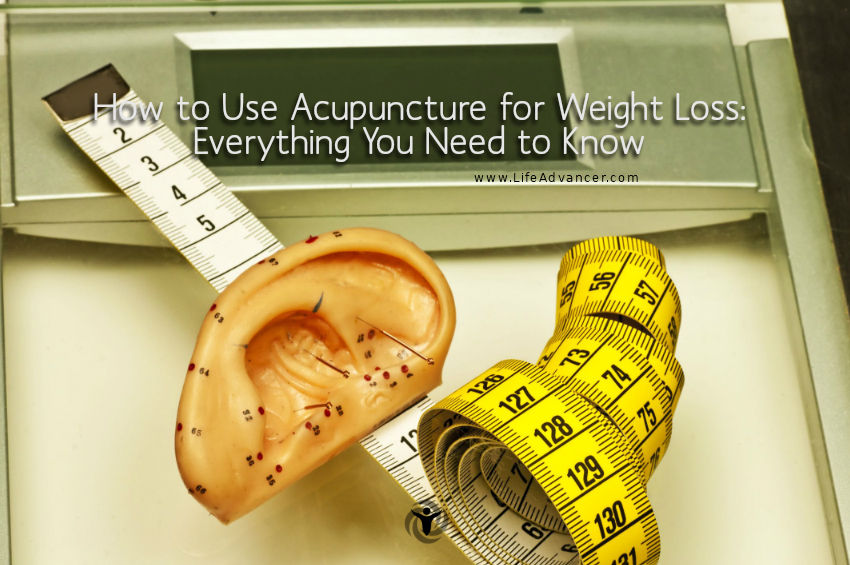 How to Use Acupuncture for Weight Loss