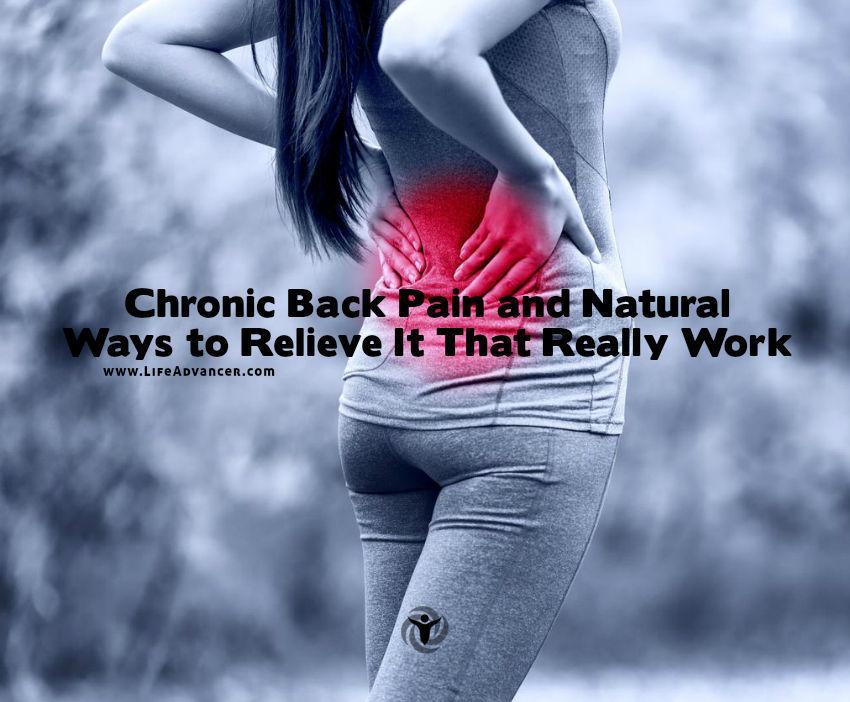 Chronic Back pain Symptoms, Diagnosis, Treatments and ...