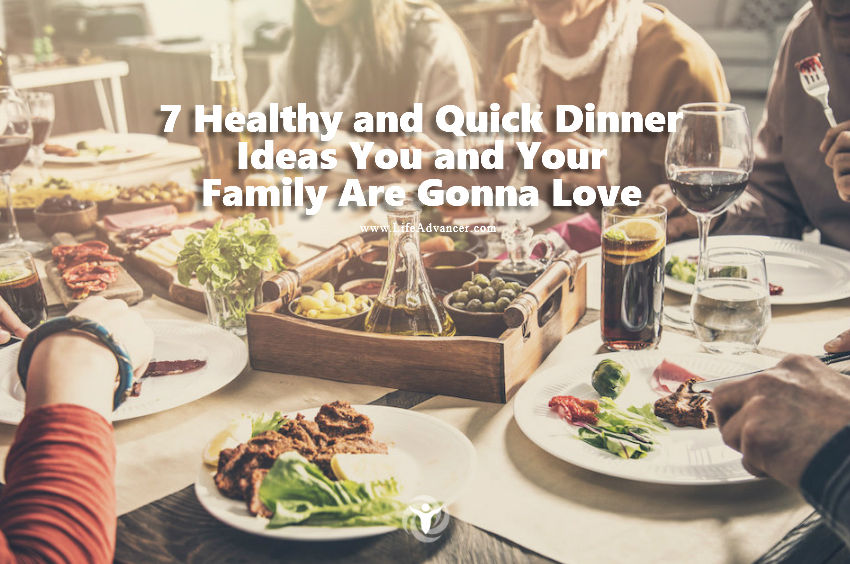 Healthy and Quick Dinner Ideas