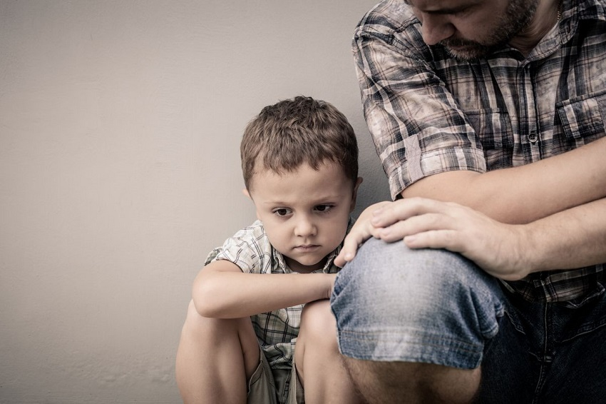 How does authoritarian parenting affect children later in life