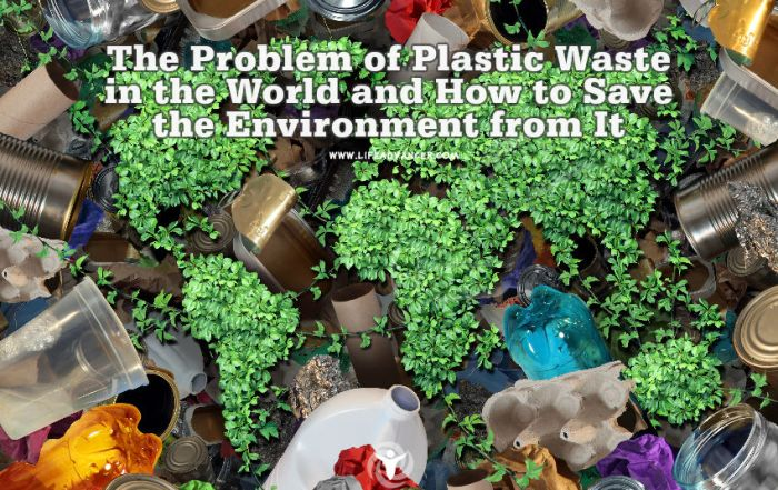 Plastic Waste in the World