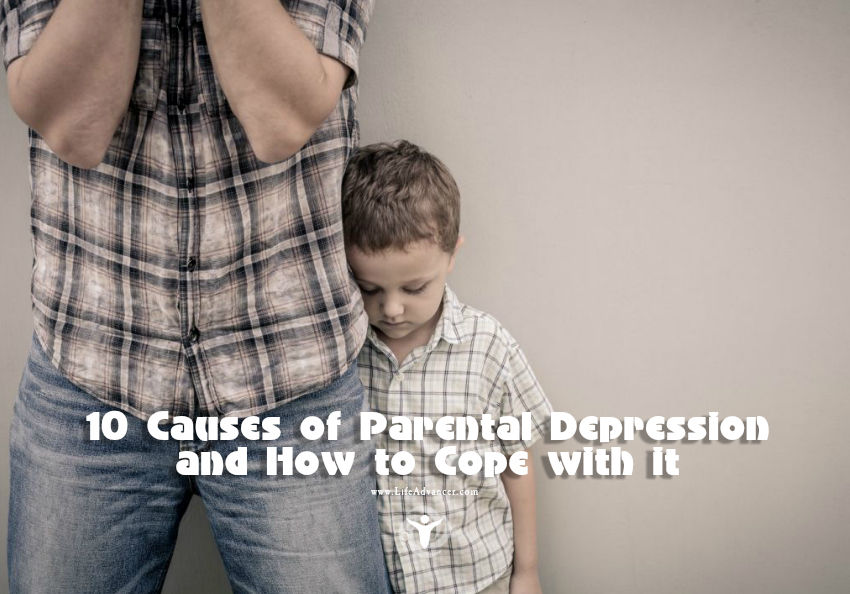 Causes of Parental Depression