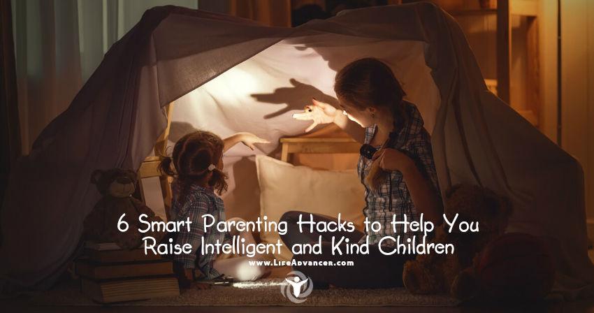 Smart Parenting Hacks