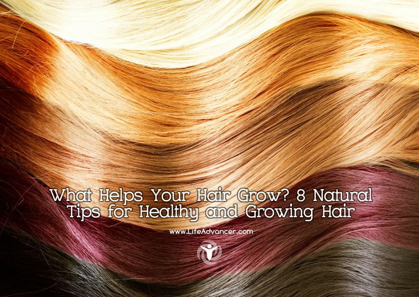 What Helps Your Hair Grow