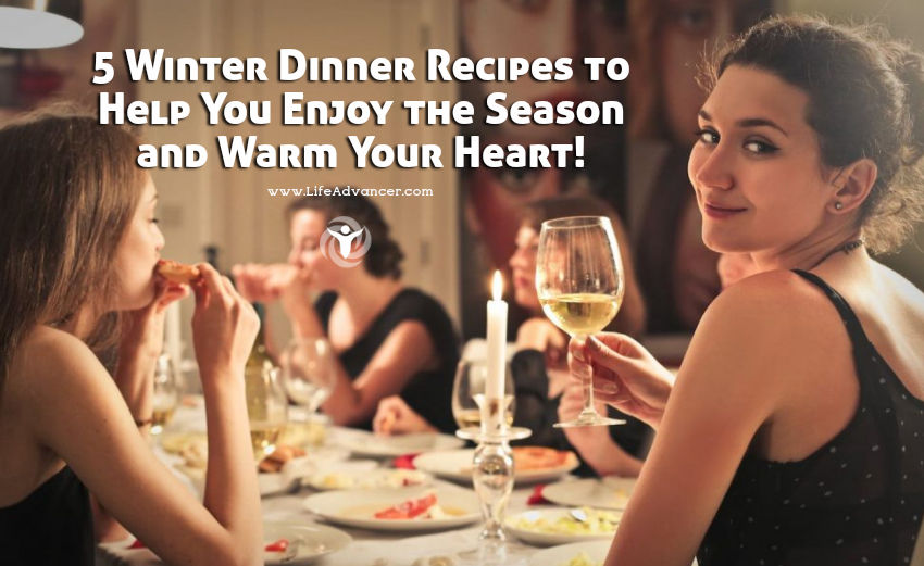 Winter Dinner Recipes