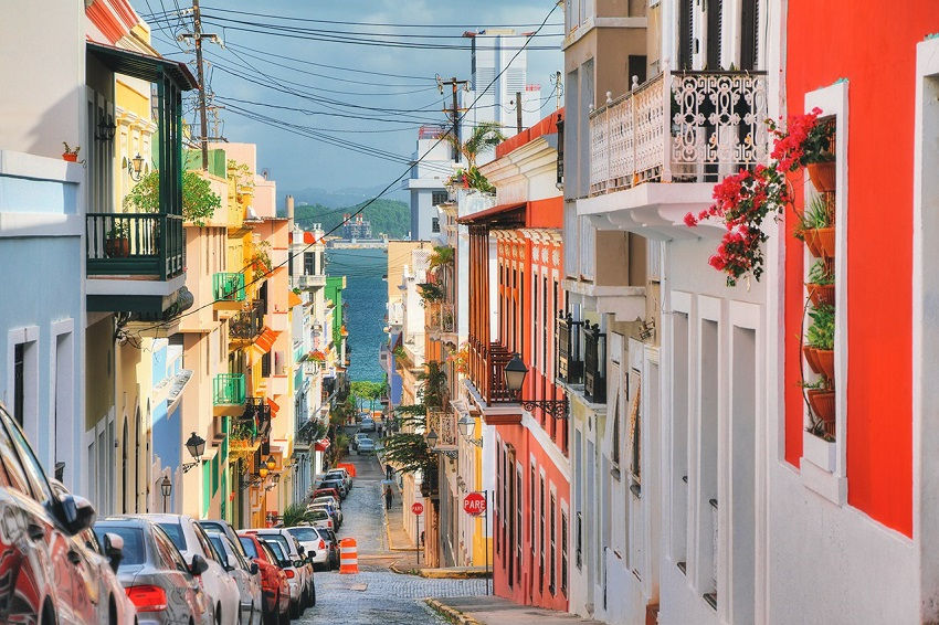 Puerto Rico - safest countries to travel to