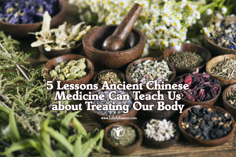 Lessons Ancient Chinese Medicine Can Teach Us