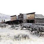 03-Cody Wyoming - Ghost Towns in the USA