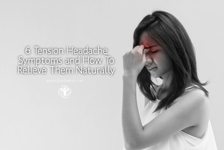 Tension Headache Symptoms How To Relieve Them