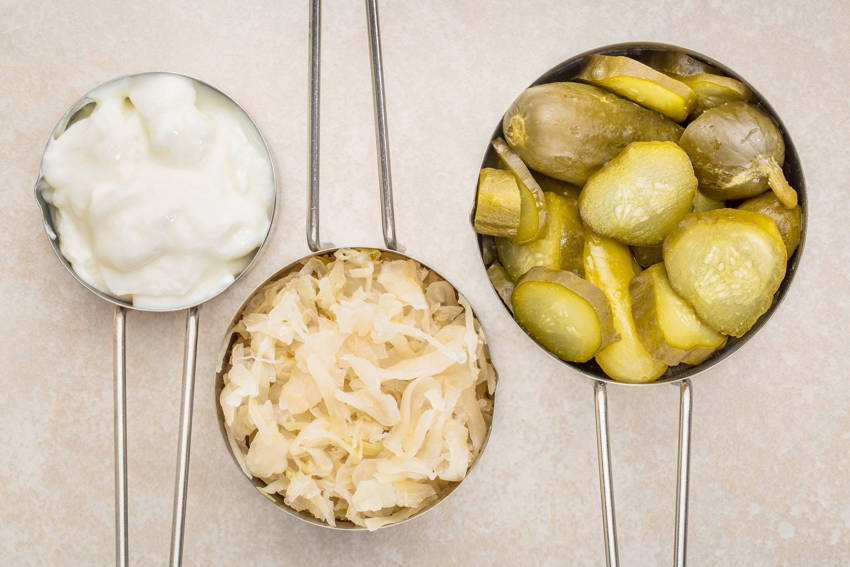 fermented foods - your health