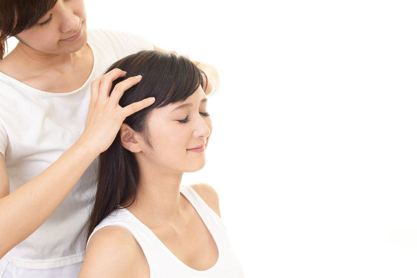 Head Massage For Hair Growth Health Benefits