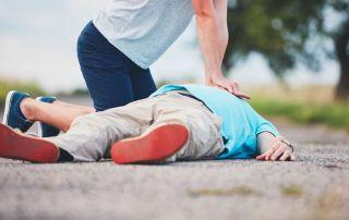 Steps to CPR Procedure (Cardiopulmonary Resuscitation)