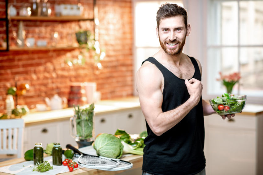 Guide To Vegan Bodybuilding Diet