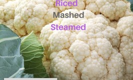 Cauliflower: the better mashed potato