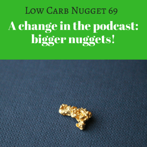 A change in the podcast (LCN 69)