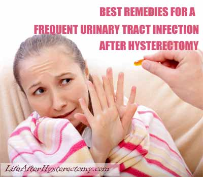 best remedies for frequent urinary tract infection