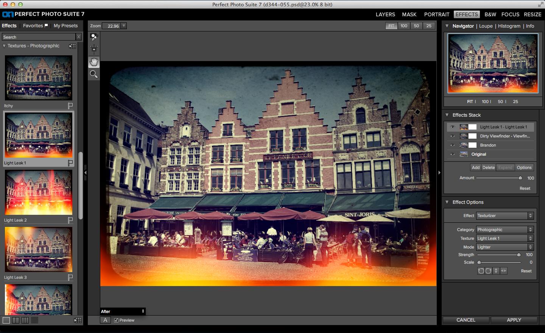 Perfect Effects Kodachrome