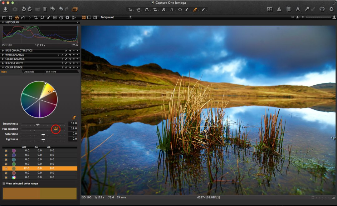 Phase One Capture One Color Editor