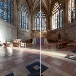 Lightroom white balance RAW vs JPEG
