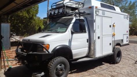 Ambulance overland rig inspiration