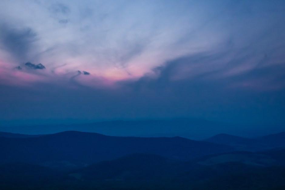 Gimlet Ridge Overlook