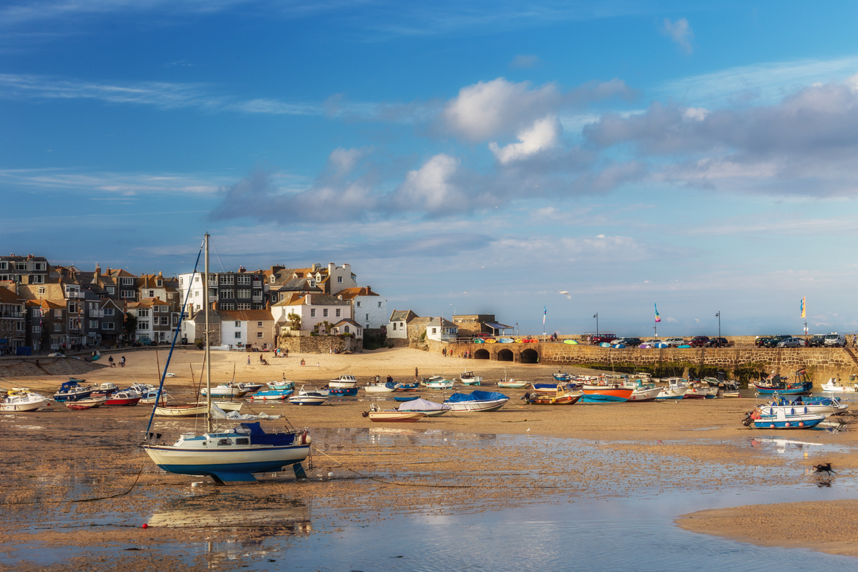 St. Ives & Mousehole