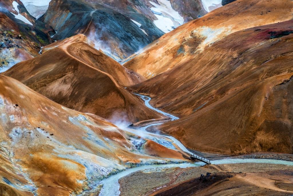 Kerlingarfjöll geothermal area