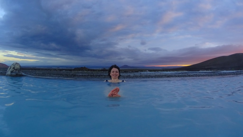 At Mývatn Nature Baths