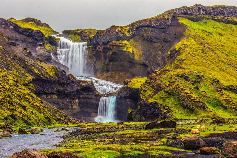 Iceland Road Trip 2016, Day 7 Highlands