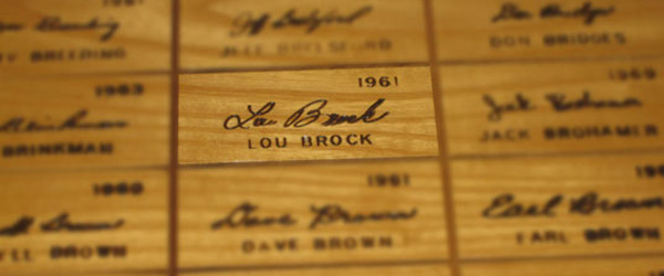 The Louisville Slugger Museum and Why Pujols Makes Bank
