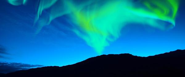 Bucket List Item: The Northern Lights