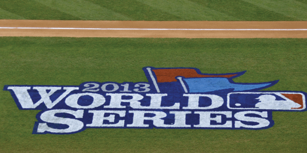 The World Series. For Real.