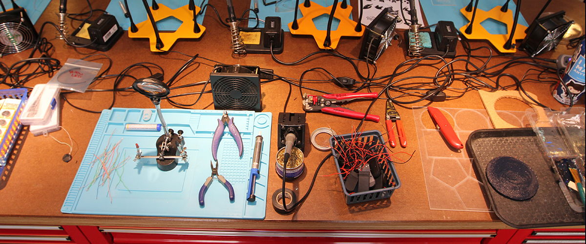 Table of tools