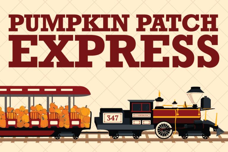 Pumpkin Patch Express logo