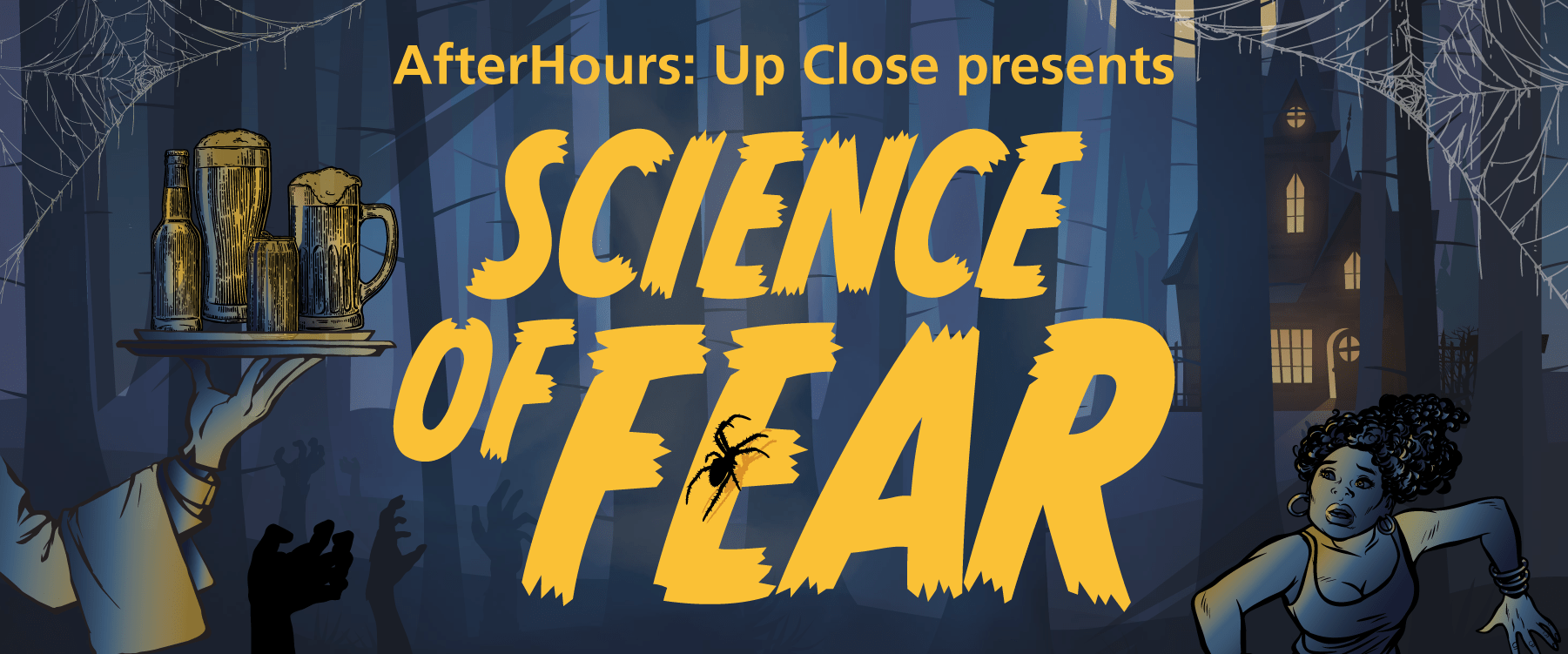 Science of Fear Banner