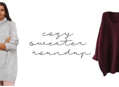 Cozy Sweater Roundup