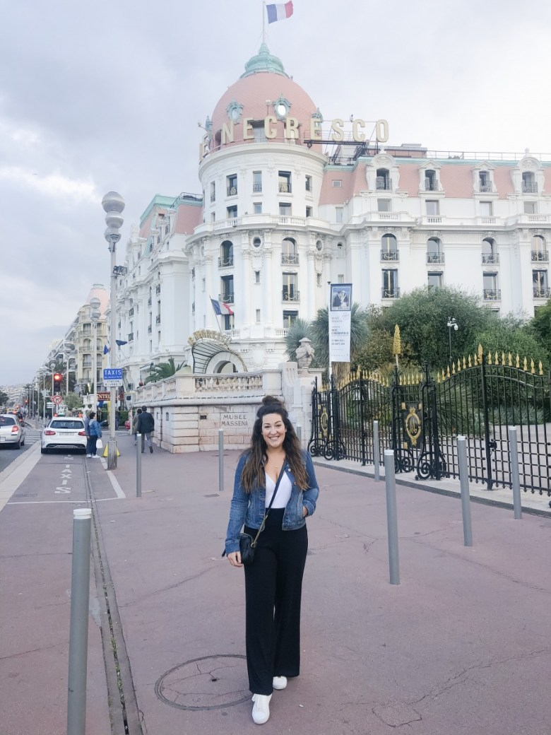 What to wear in Nice, France