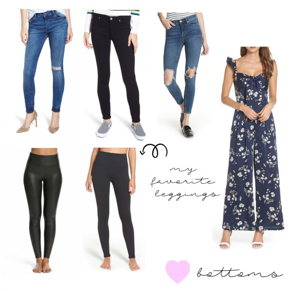 nordstrom anniversary sale bottoms