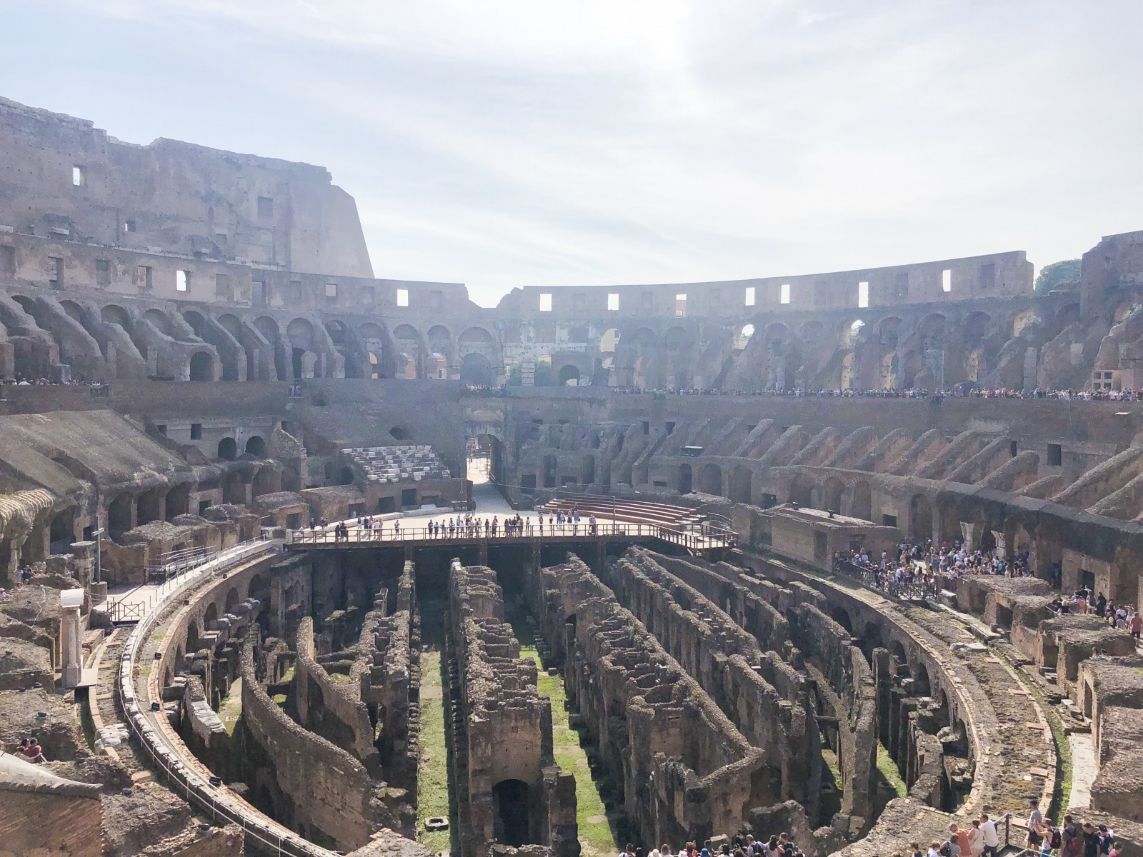 Travel Diary | The Colosseum in Rome, Italy