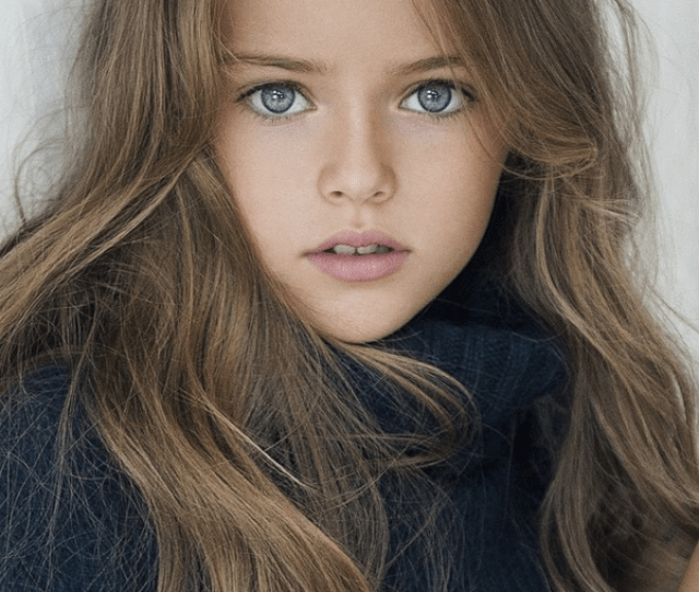 Most Beautiful Girl In The World9 Year Old Supermodel Accused Of Being Too Sexy For Her Age