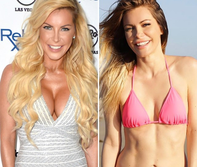 Crystal Hefner Scroll Through The Gallery To See More Celebrities Who Had Their Breast Implants Removed