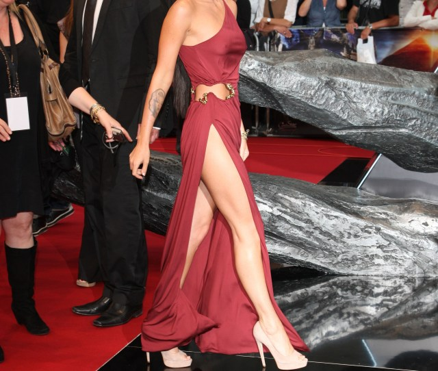 Megan Fox Sexy Pictures See Her Hottest Looks Over The Years