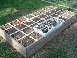 Benefits of Square foot gardening