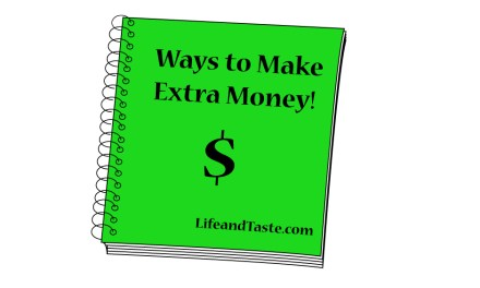 6 Ways to Make Extra Money
