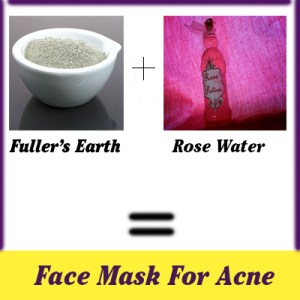face mask fore acne