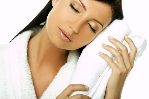 face towels for glowing skin